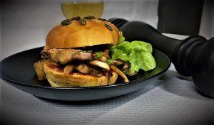 Burger fait maison Saveurs et passions